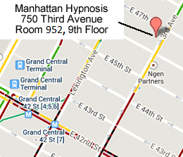 A map of our office location, 750 Third Ave, Suite 953, Ninth Floor, New York, NY