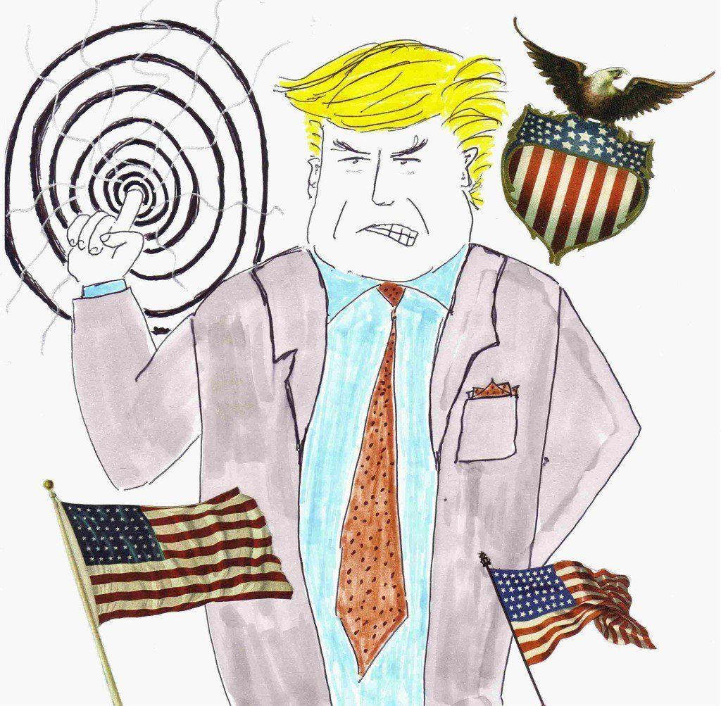 Is Donald Trump a master at hypnosis